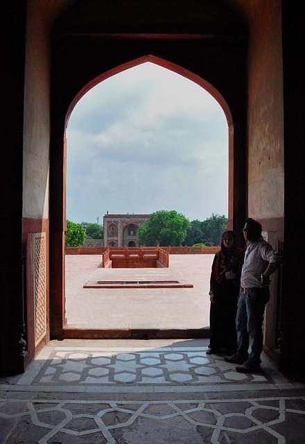 Humayun, Delhi