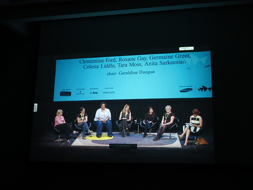 How to be a feminist panel - Sydney Opera House