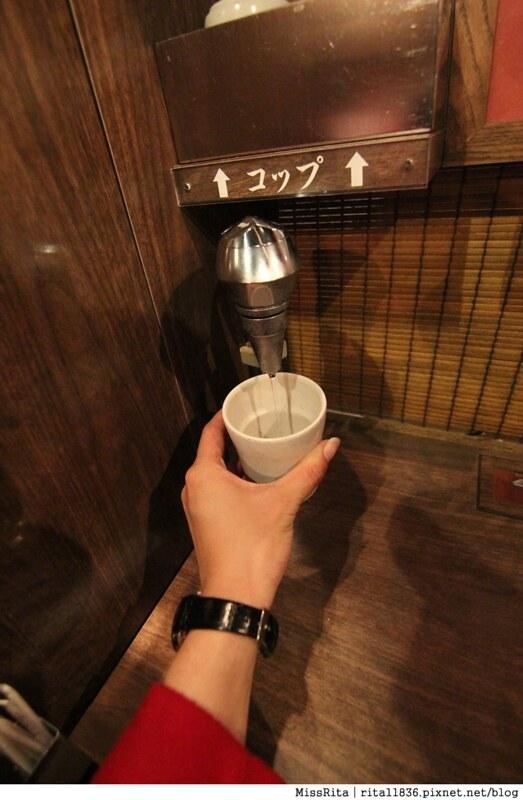東京美食 日本拉麵 一蘭拉麵 新宿一蘭拉麵 日本必吃24