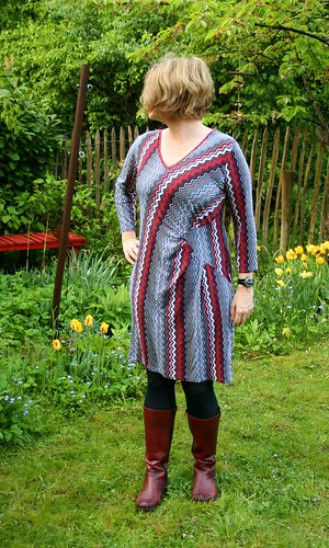 MMMay15 Day4 Knip Jersey Dress