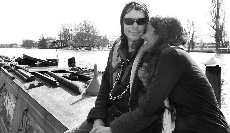 Chris and Camilla