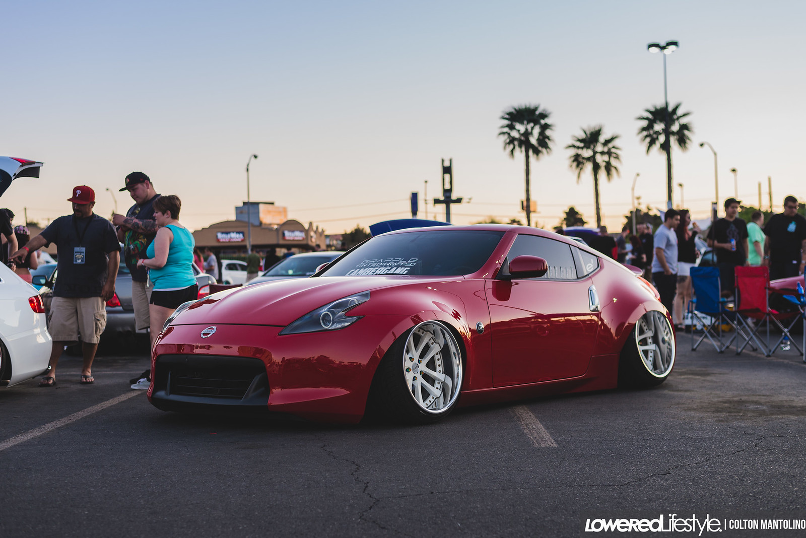 Stance Wars Is The Car Meet For The Modern Day Lowriders With One Major Difference Moto Networks