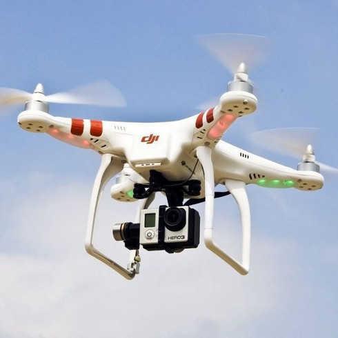 realidad aumentada, drones
