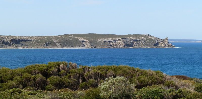 Rhinos Head, Innes National Park