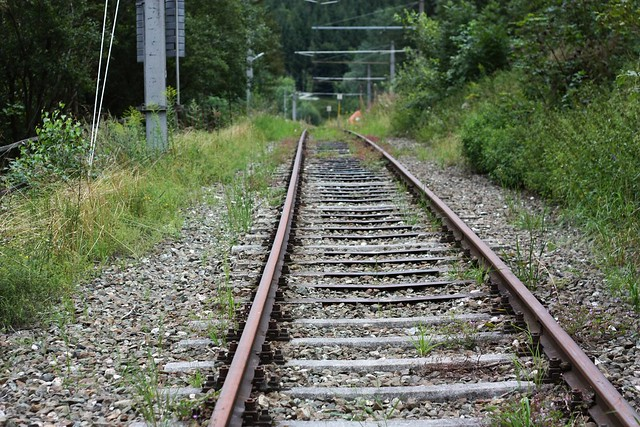 [095/365] Richtung Südbahnhof | Erzbergbahn (Fotoserie II)