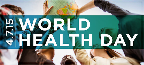 USDA is observing World Health Day today.