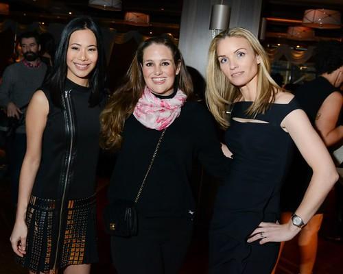 Karla Keskin, Gillian Hearst-Shaw, Lisa Tully