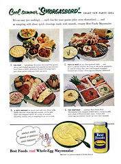 Best Foods Mayonnaise, 1956