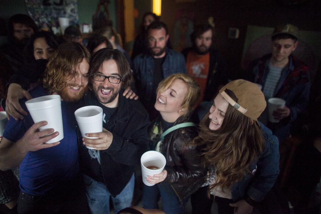 Dirty Few | House show | SXSW | March 21, 2015