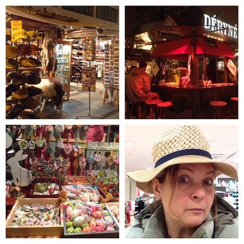 Пасхальные базары и прочий соблазнительный шоппинг. Я хочу все! Будапешт - уникальное место, где мне хочется тратить деньги, в обычной жизни я все меряю более практичными понятиями, чем шляпки))) #будапешт
