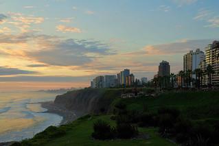 Lima dawn