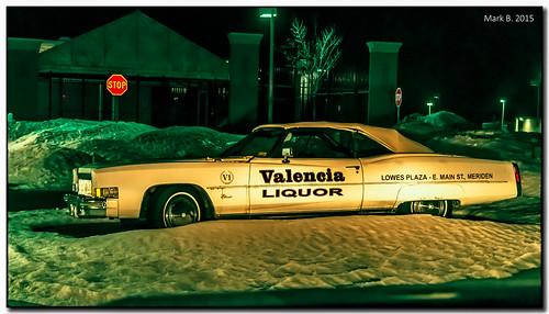 (229/365) Valencia's 1974 Cadillac Eldorado Convertible
