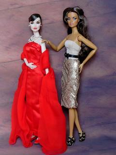 My new girls : Fashion Royalty