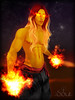 .:S:. Dominic - Creamsicle Firecaster