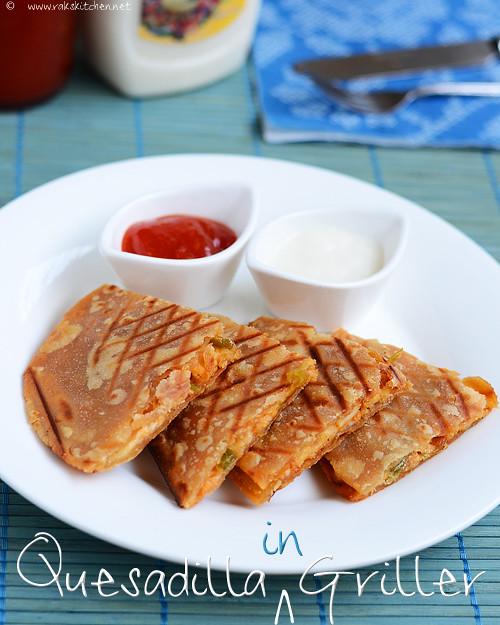 paneer-quesadilla