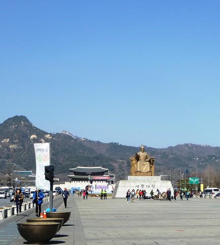 Co-Seoul-Gwanghwamun Square (8)