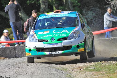 João Ruivo / António Magalhães - Renault Clio R3