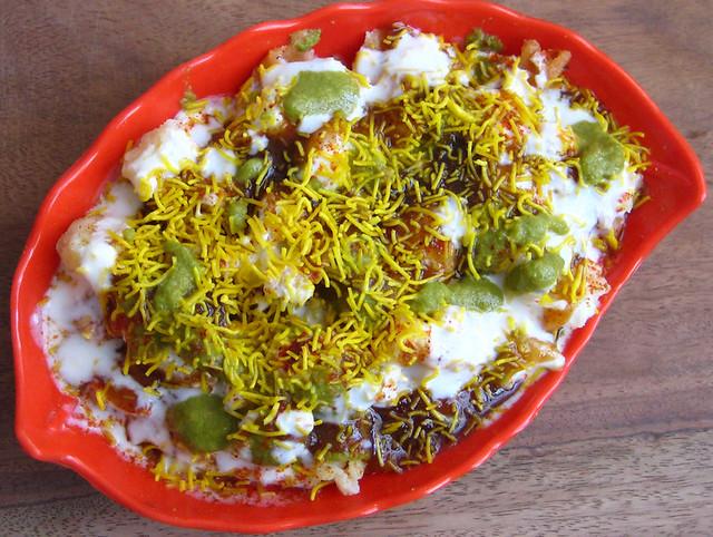 Papdi Chaat by Sonia Goyal