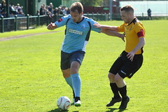 East Thurrock United 1 Enfield Town 1