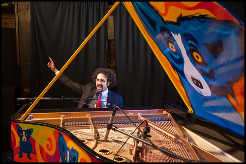 Conun Pappas at Piano Night 2015. Photo by Ryan Hodgson-Rigsbee (rhrphoto.com)