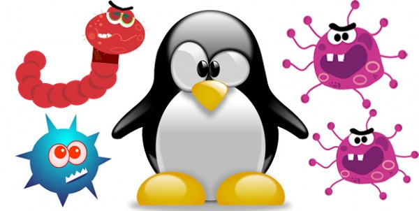 Вирусы в Linux