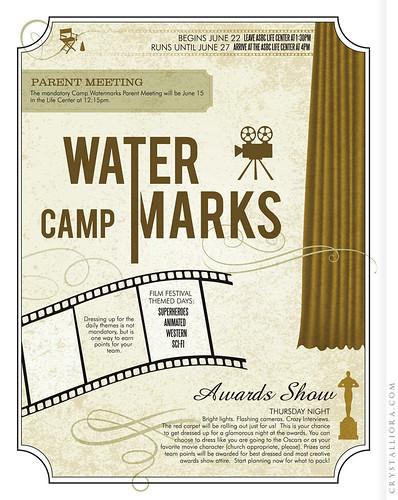 Camp Info Sheet 2014