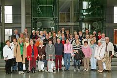 BPA-Besuchergruppe aus Wuppertal am 14. April 2015