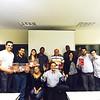 Foi um dia absolutamente incrível e delicioso com os líderes de vendas da Gafisa Vendas! Queridos amigos e amigas: obrigado pela acolhida e pela confiança! Brilhem ainda mais!!! Boas vendas!! Sonhem!! Realizem!!! Dia 29 tem mais!! #paixãoporvendas #vender