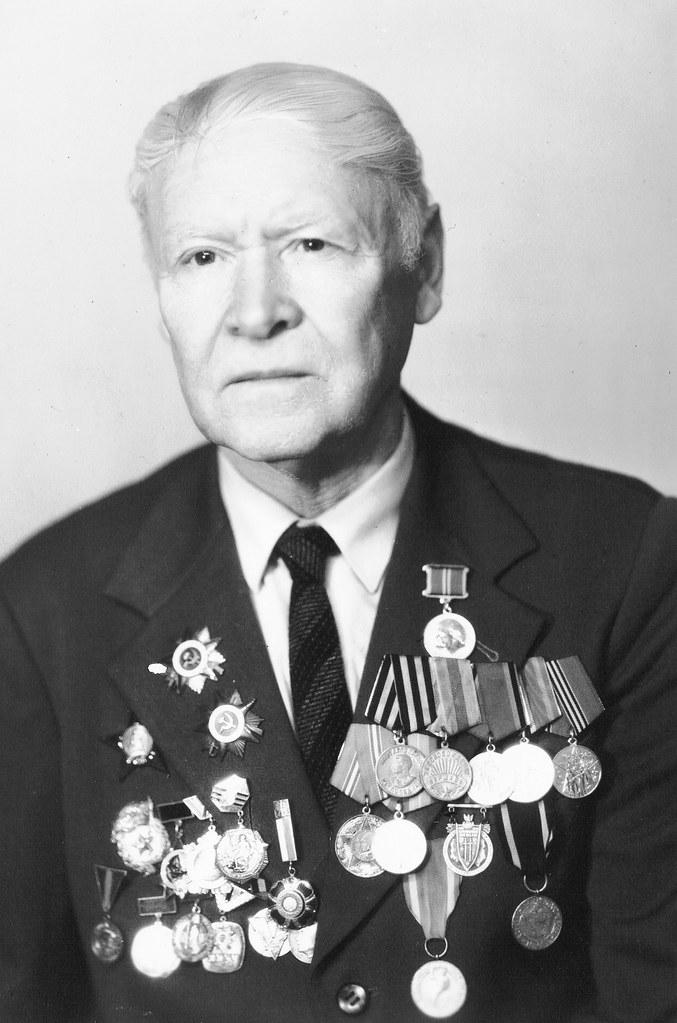 Писатель-фронтовик Александр Николаев