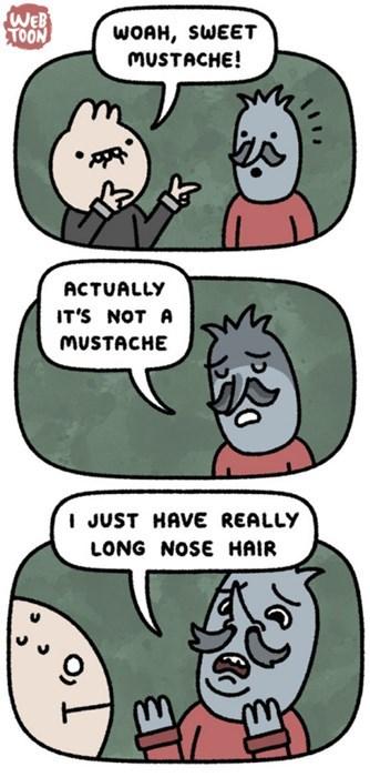 Sweet Mustache