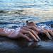 Mans no mar by juanrfa