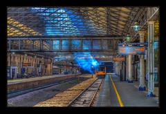 Huddersfield Station & Town