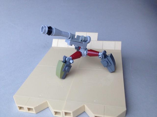 Wun'Tux Artillery WIP