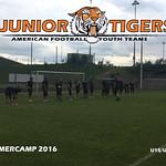 SUMMERCAMP U15/U17 2016