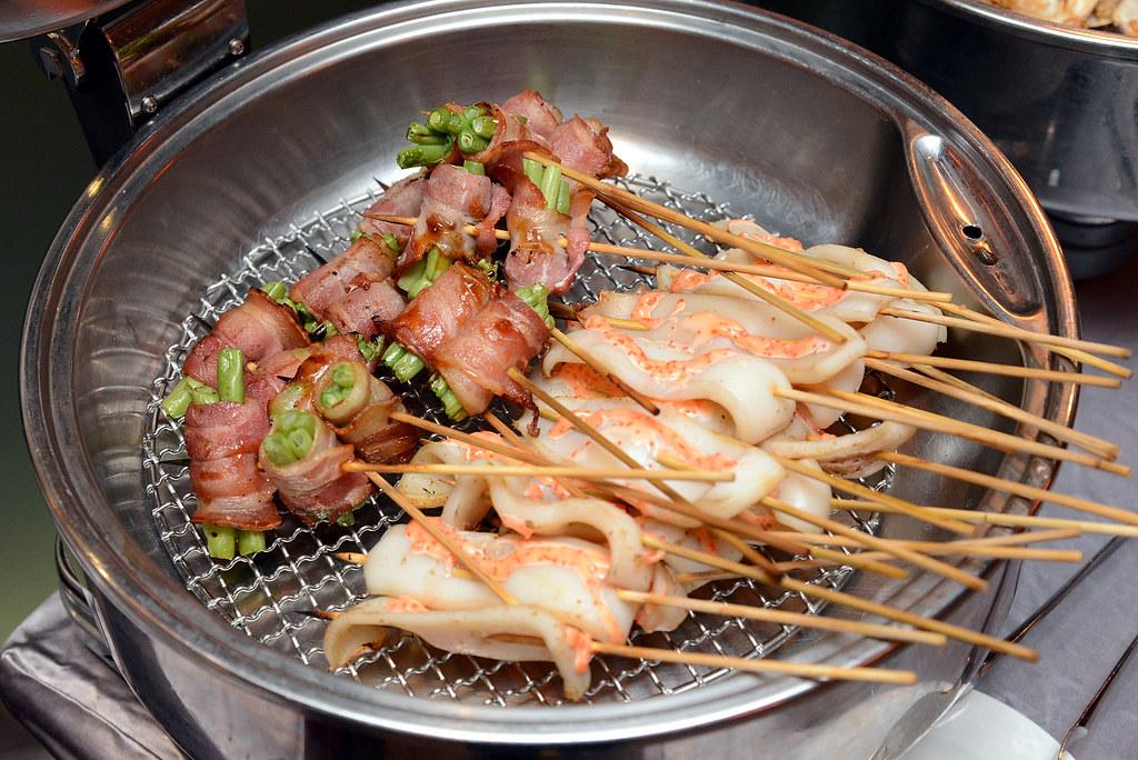 福容大饭店渔人码头 夏日烧烤BBQ