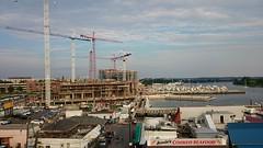 Cranes at the Wharf, 2016-07-22