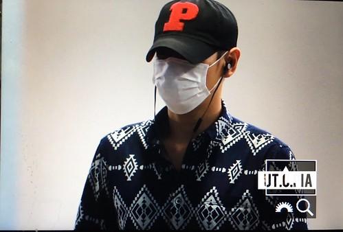 BIGBANG Arrival Seoul from Dalian 2016-06-26 (9)