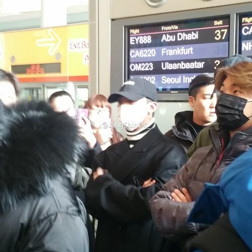 Big Bang - Beijing Airport - 31dec2015 - JangShinOk_ - 09