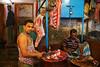 Butcher's portrait - Dhaka, Bangladesh