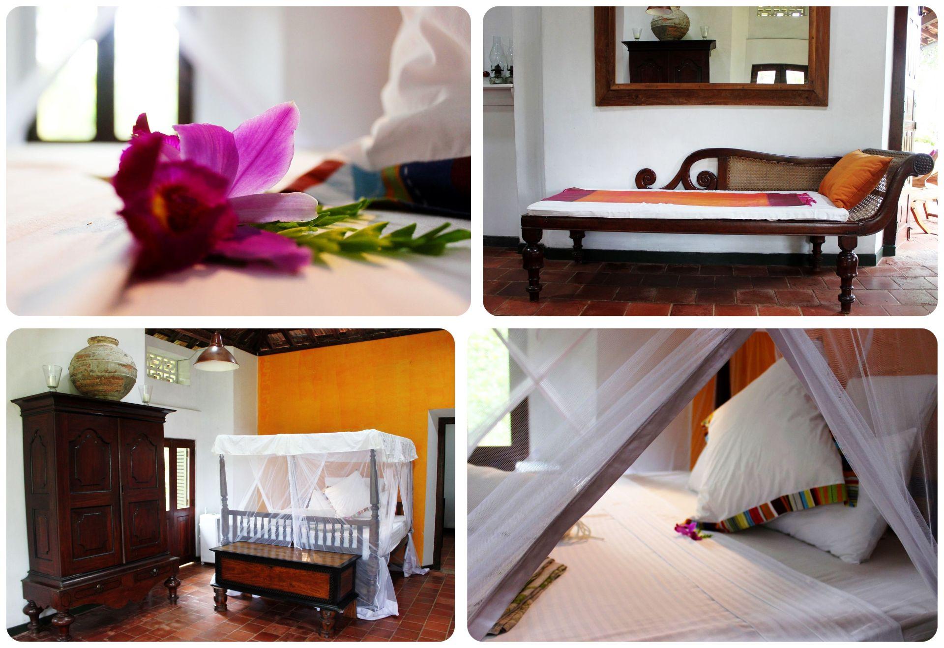 Villa Templeberg Saffron Room
