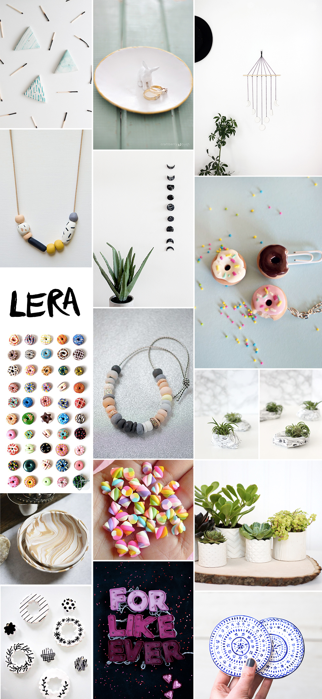 Inspiration Monthly Makers - Lera