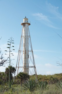 Boca Grande Entrance Rear Range (Gasperilla Island Lighthouse)