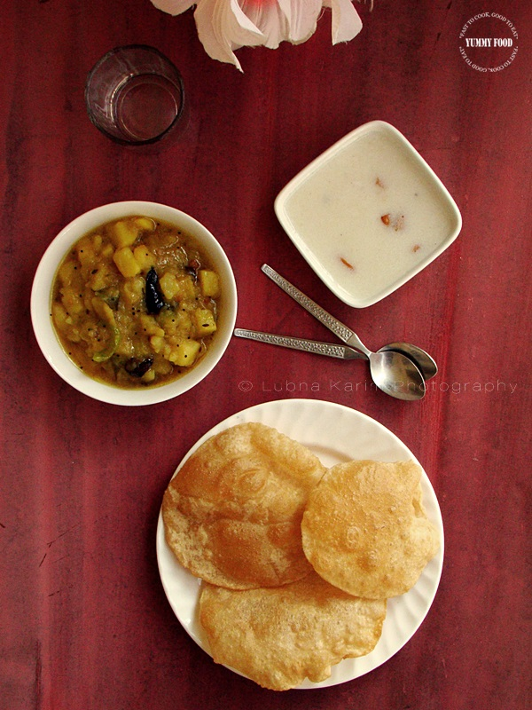 Mutigrain Poori's - Indian Deep Fried Bread