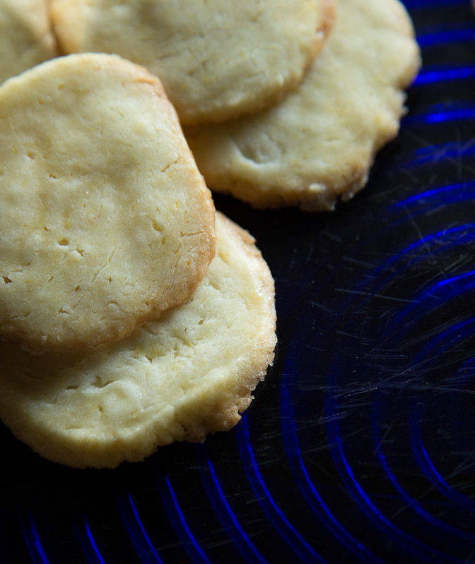 Lemon Icebox Cookies | Charleston Spice Blog