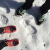 Running on snow? Yes, we can!
