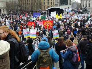 Anti-Fascism Rally - 3