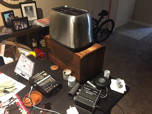 Rocket Toaster Build