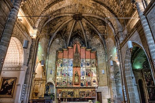 Iglesia del Salvador, Ejea de los Caballeros