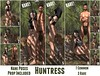 Huntress Pose Gacha