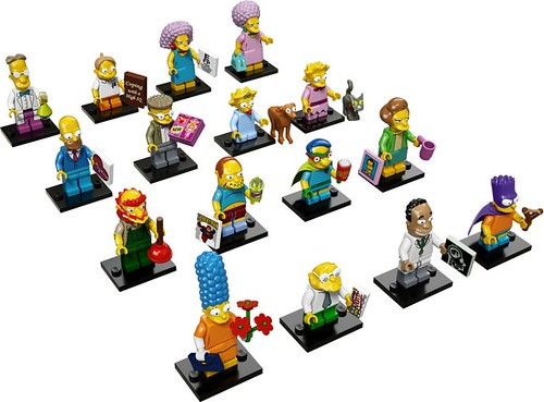 LEGO The Simpsons Collectable Minifigures Series 2 B